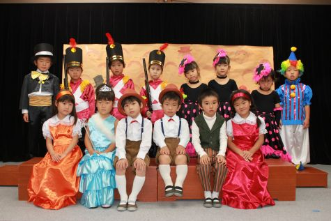 すべての講義 5歳児 言葉遊び : 言語劇 ピノキオの冒険 ぞ う組